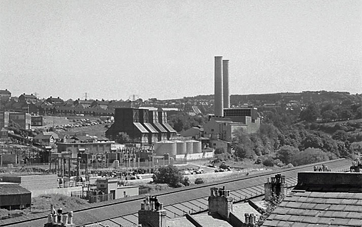 Broomgrove Power Stations
