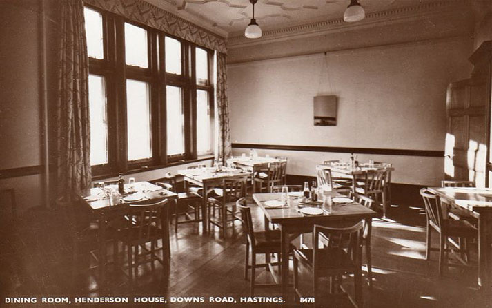 Henderson House Dining Room