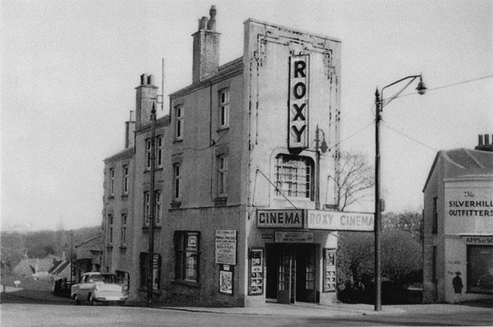Online Carpets Uk >> Roxy Cinema - Hastings UK Photo Archive