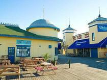 Hastings Pier Cafe