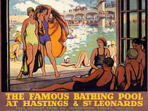 LMS Bathing Pool Poster