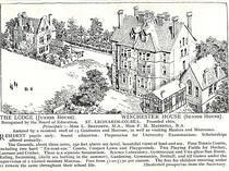 Winchester House Advert