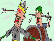 Battle of Hastings Illustrations