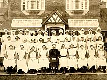 Buchanan Hospital Nurses 1937