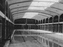 Inside White Rock Baths