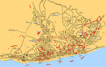 World War 2 Hastings St Leonards 1066online History