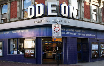 hastings cinema listings movies showing at the odeon in